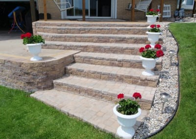 Engineered Stone - AMO Outdoor Services